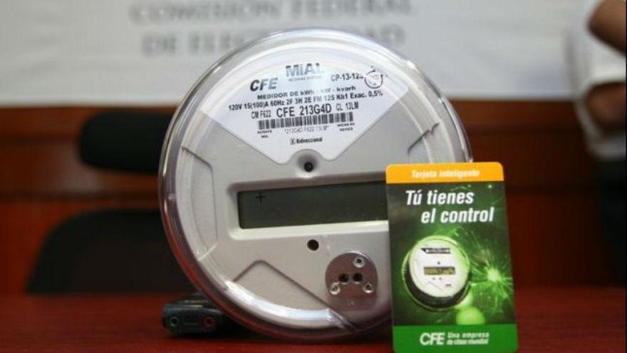 Los nuevos medidores digitales de la CFE