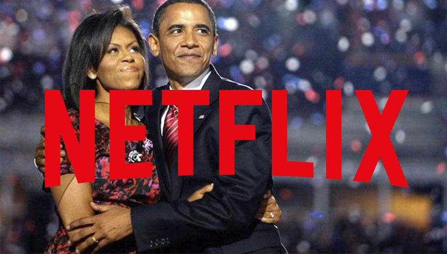 Barack Y Michelle Obama Serán Productores De Series Y