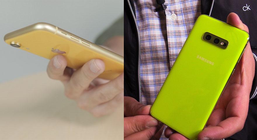 ¿Qué es más caro reparar, un Samsung Galaxy o un iPhone?. Noticias en tiempo real