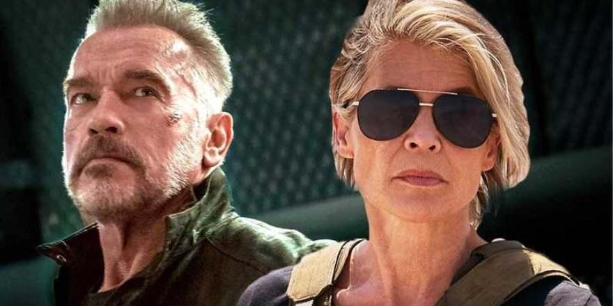 'Terminator: Dark Fate': ¡Ya está aquí el primer tráiler!