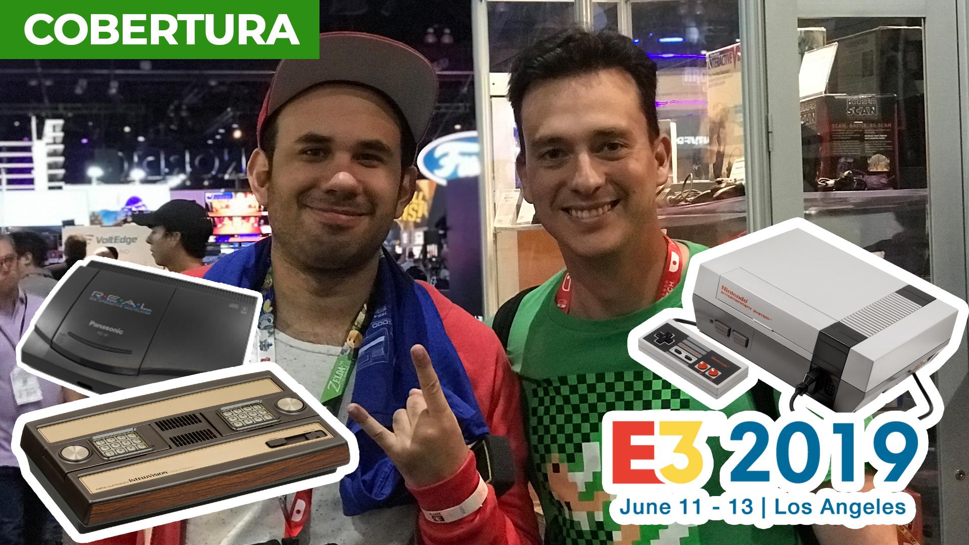 Consolas que posiblemente no conocías – Museo del videojuego en E3 2019