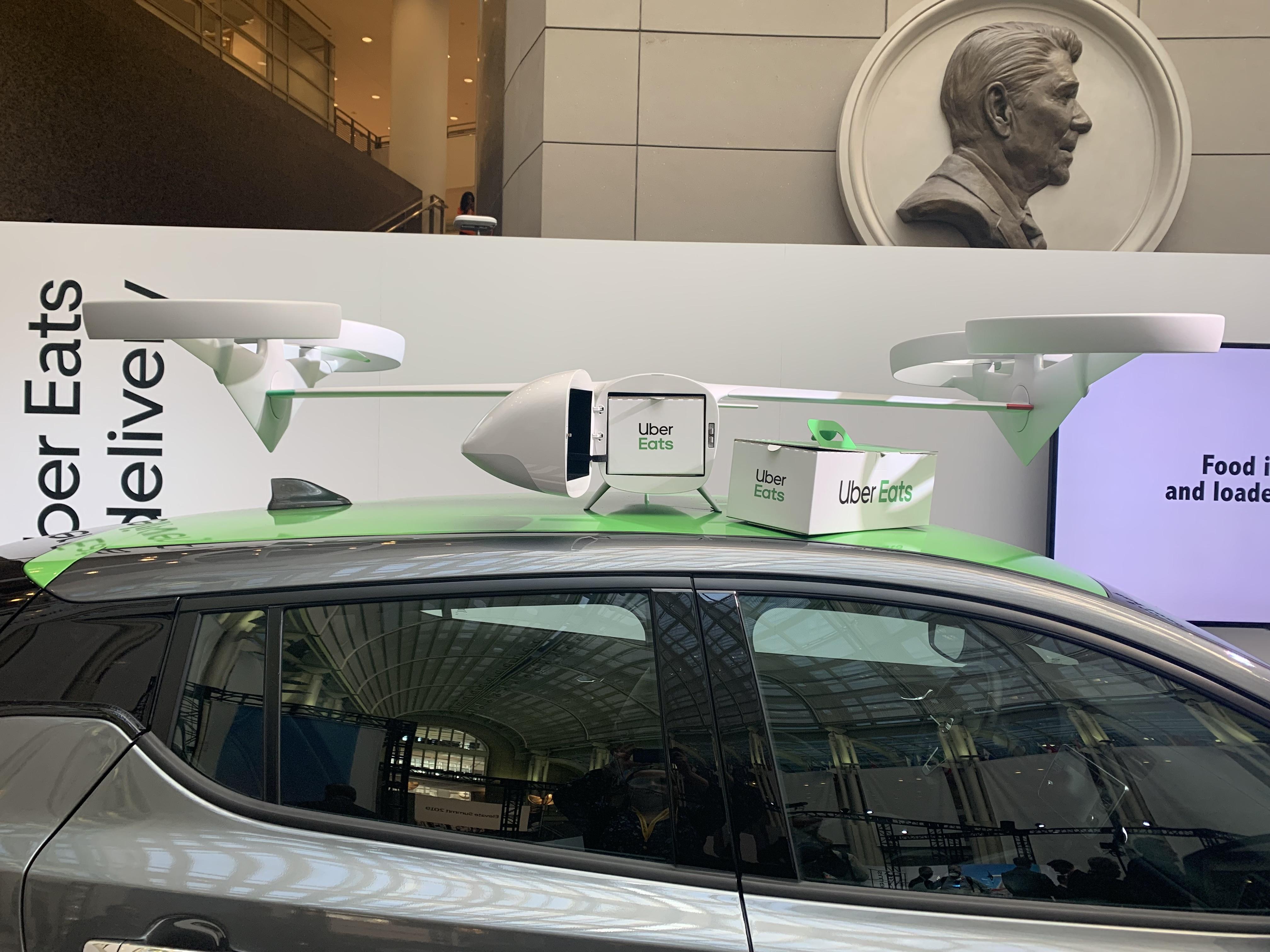 McDonalds será el primer negocio que enviará alimentos con los drones de Uber Eats. Noticias en tiempo real