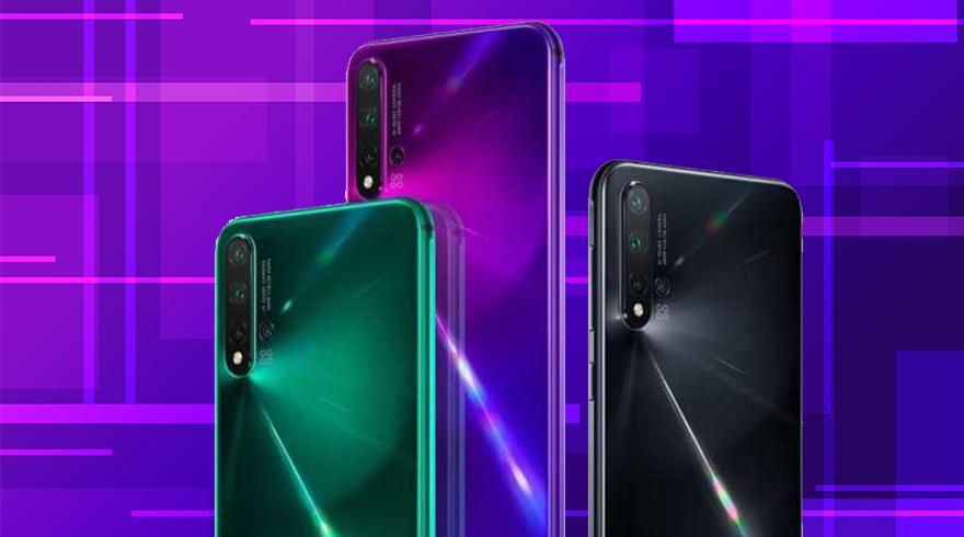 Los Nova 5 quizá son los últimos Android de Huawei en su historia. Noticias en tiempo real