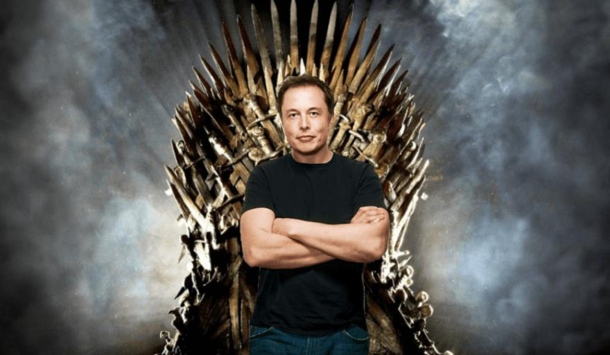 Elon Musk quiere comprar Game of Thrones para repetir la última temporada. Noticias en tiempo real