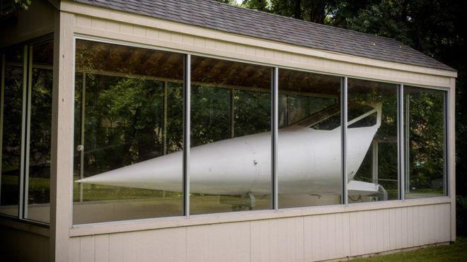 Se subasta la nariz del Concorde. Noticias en tiempo real