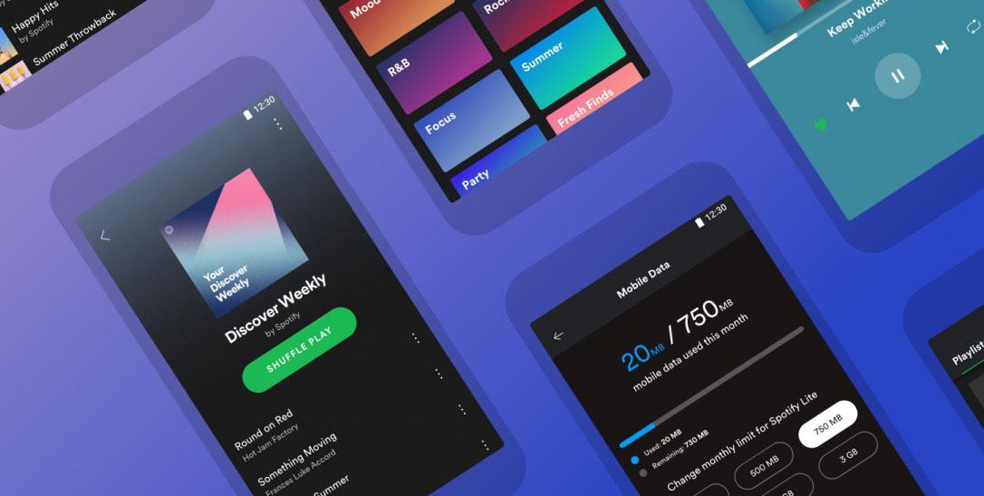 ¿Cuál es la diferencia entre Spotify y Spotify Lite? Te lo explicamos. Noticias en tiempo real