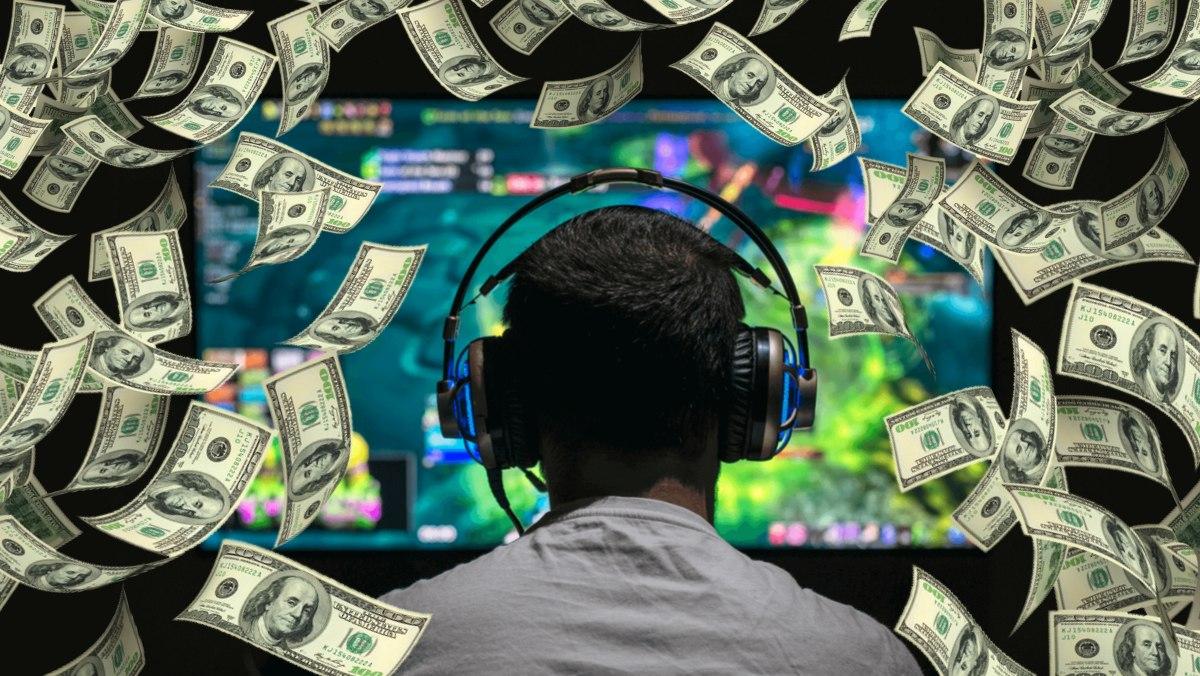 ¡Dedícate a los videojuegos! Esto puedes ganar si compites en esports. Noticias en tiempo real
