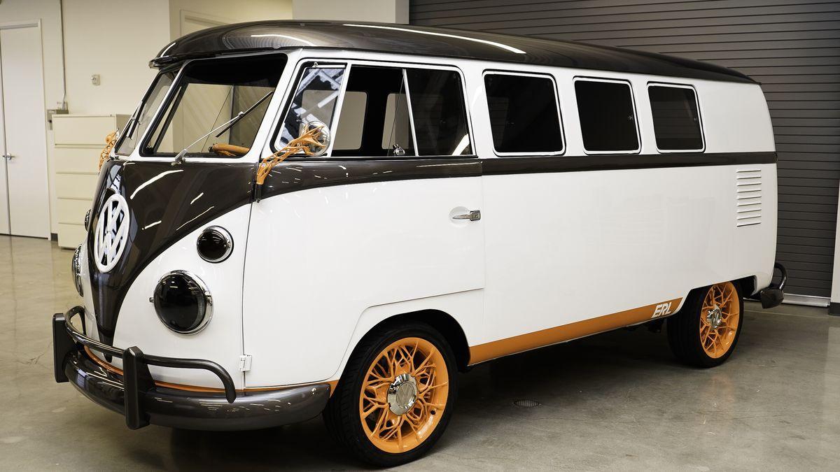 Volkswagen revivió la Combi… ¡y ahora es eléctrica!. Noticias en tiempo real