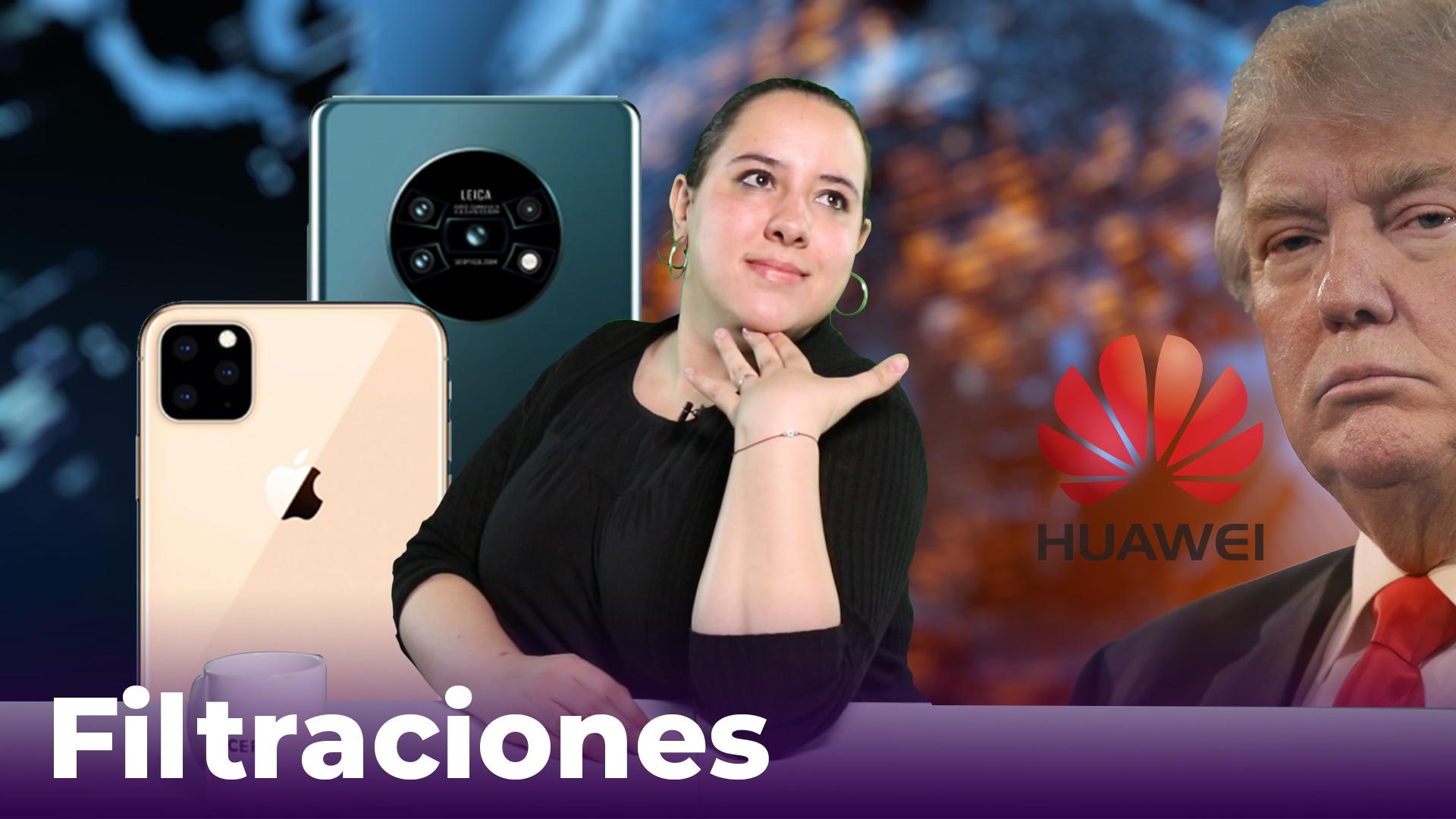 UCN: filtraciones de iPhone 11, Mate 30 y Sonos Move. Noticias en tiempo real