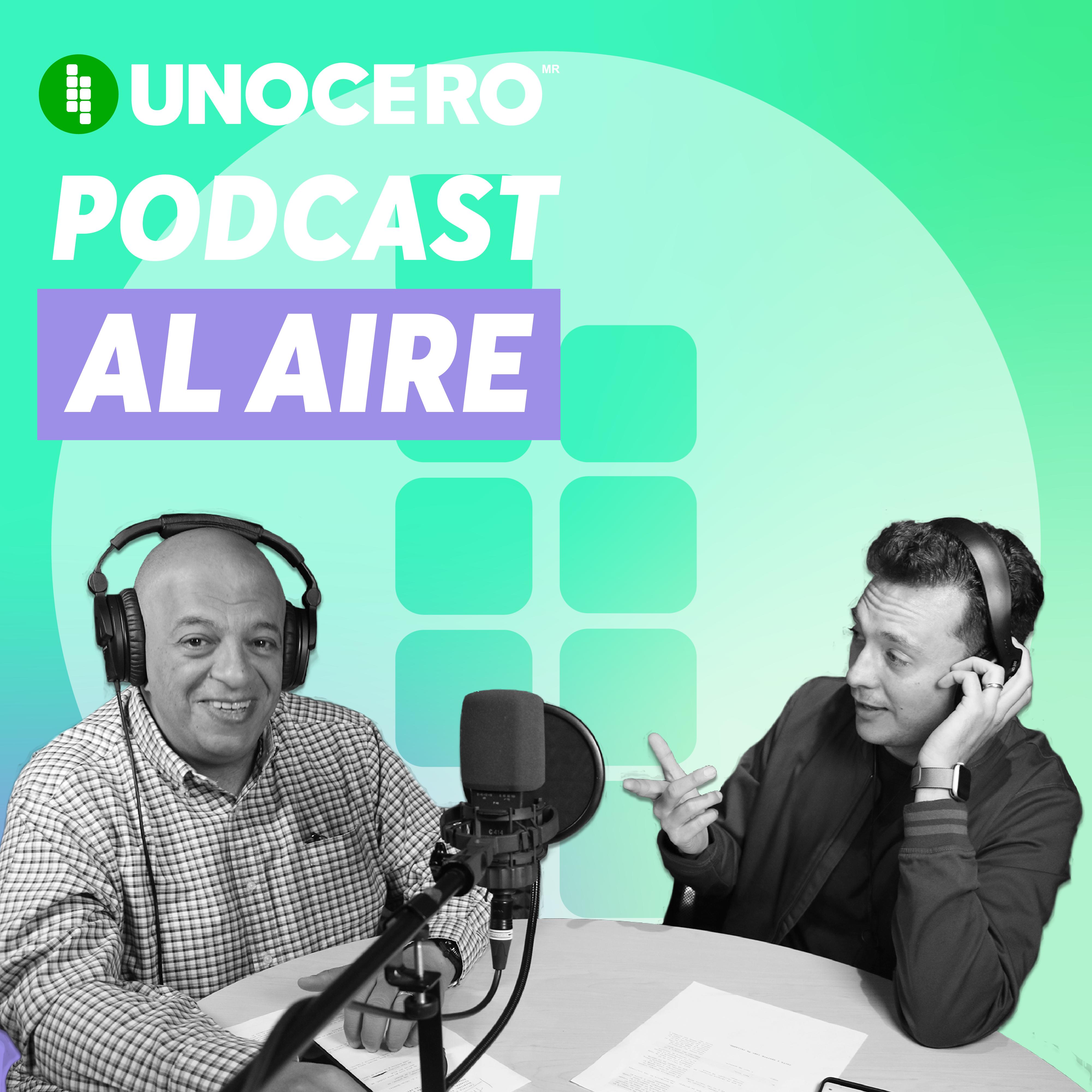 Unocero Podcast 044: el smartphone del año, Mate 30 y el papel de la tecnología en emergencias. Noticias en tiempo real