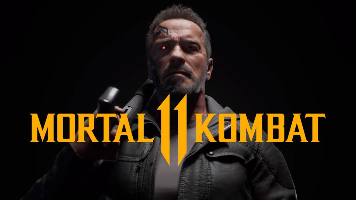 ES OFICIAL. Arnold Schwarzenegger será peleador en 'Mortal Kombat 11'. Noticias en tiempo real