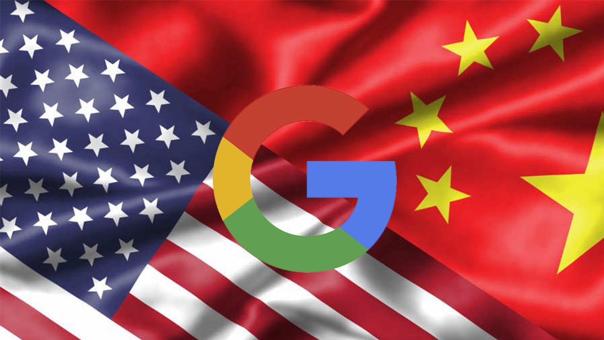 Google se va de China por guerra comercial. Noticias en tiempo real