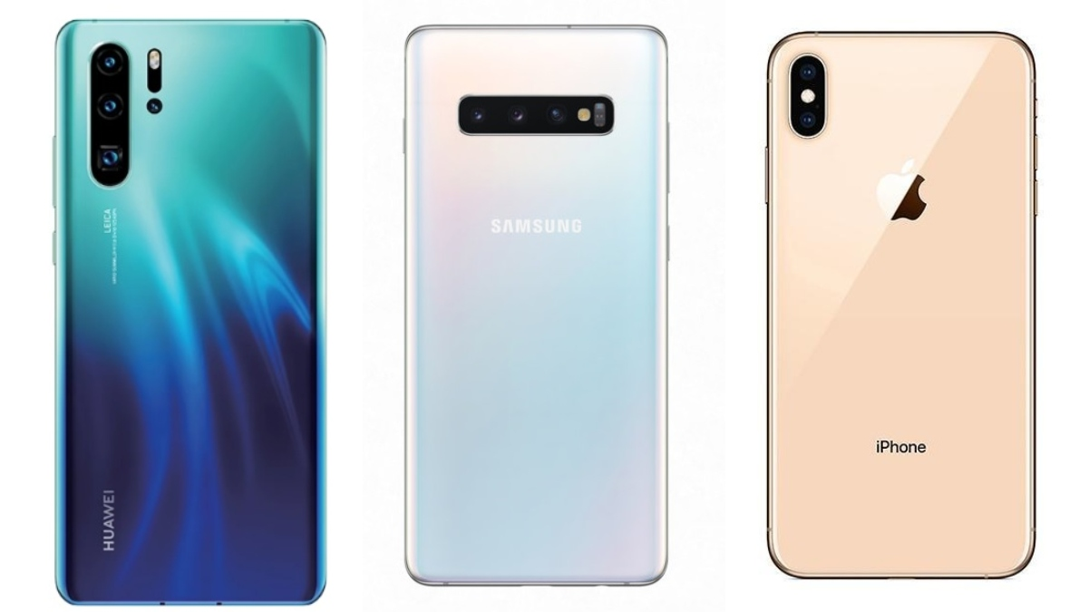 ¿Cuáles son los smartphones de gama alta de 2019 más difíciles de reparar?. Noticias en tiempo real