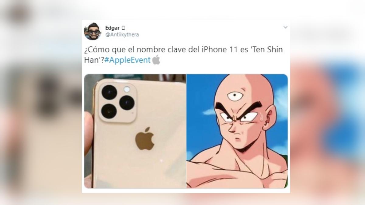 Apple anunció sus nuevos iPhone 11 y los memes son grandiosos. Noticias en tiempo real