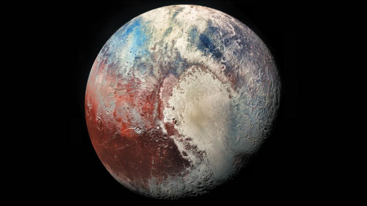 Director de la NASA afirma que Plutón sí es un planeta