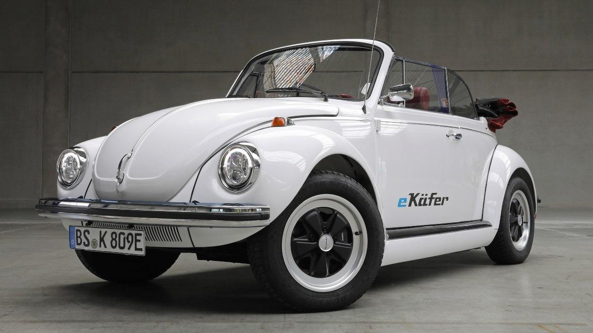 Unocero Volkswagen Revivió El Vocho Y Ahora Es Eléctrico