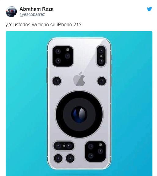 unocero   Los memes que SÍ dan risa del iPhone 21 de AMLO