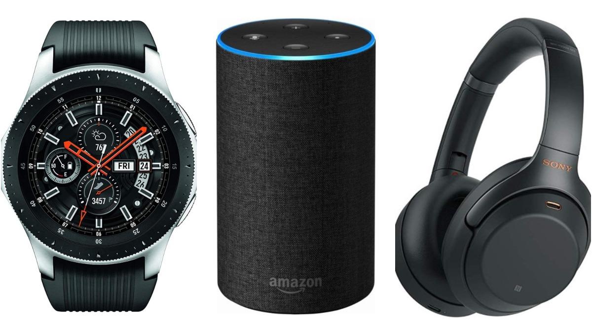 Smartwatches, audífonos y más gadgets en oferta para este Black Friday