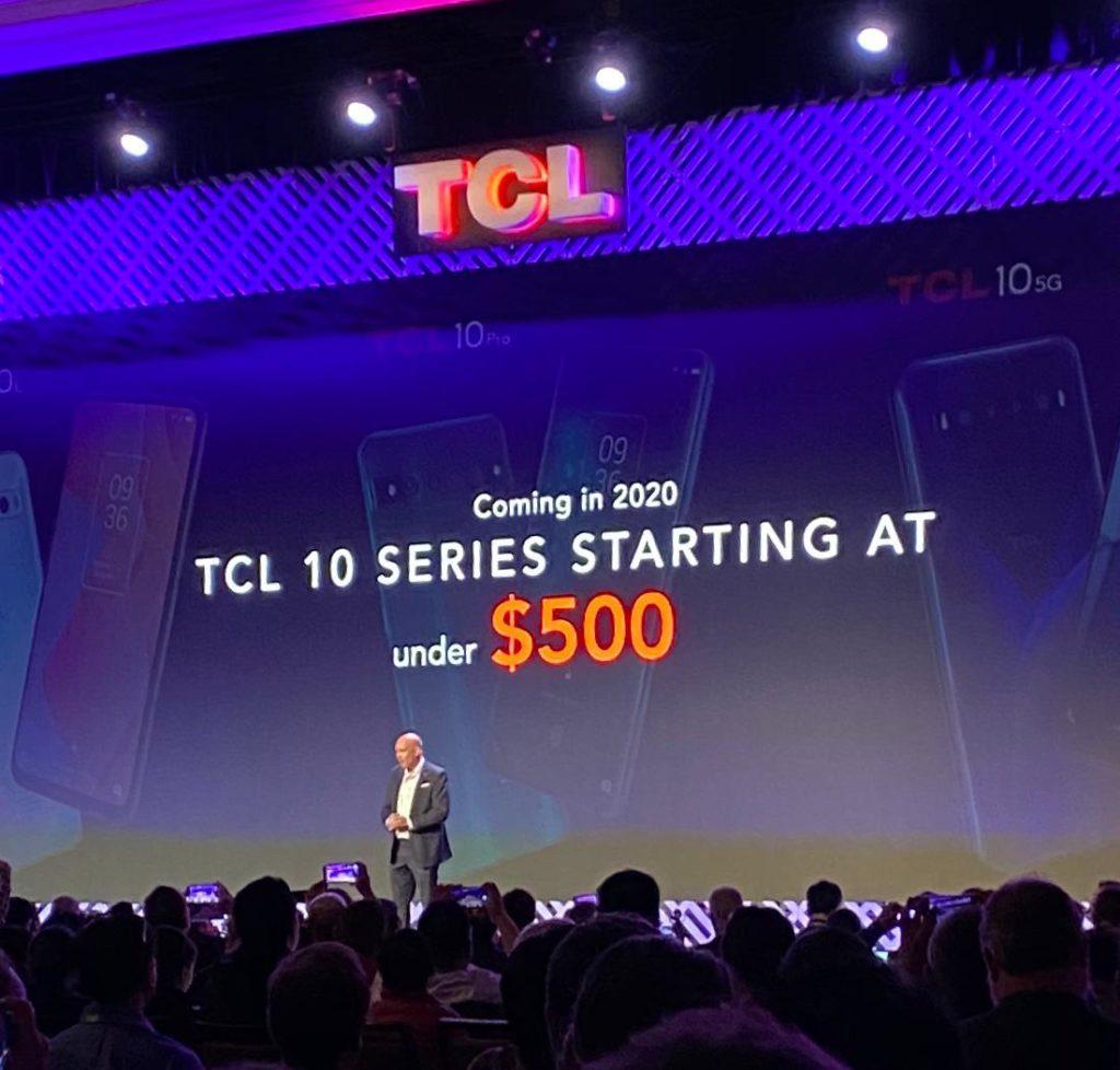 Resultado de imagen para tcl 10 series 500