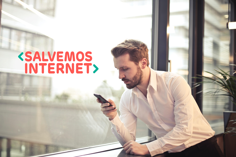 que-es-la-iniciativa-salvemos-internet-y-por-que-surgio