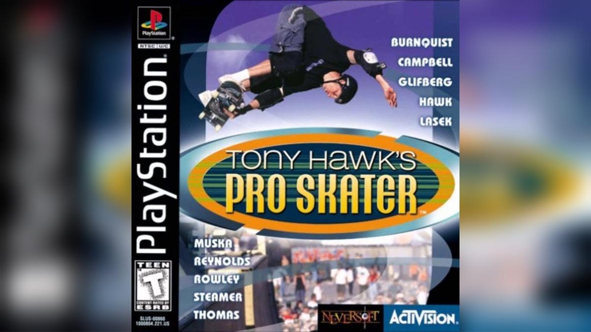 si-jugabas-tony-hawks-pro-skater-en-los-90-necesitas-ver-este-video