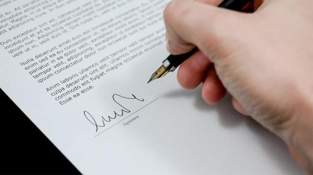 unocero - Cómo firmar un documento desde tu teléfono