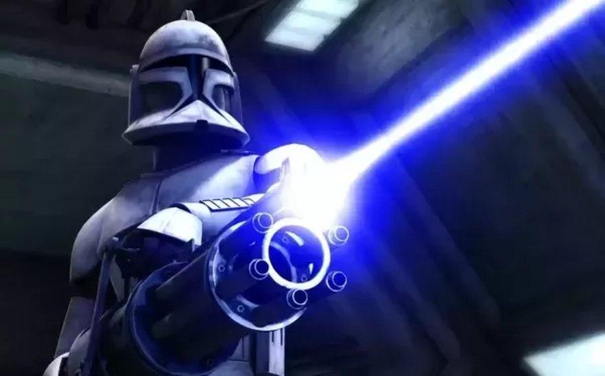 arma rayo laser vida real 2