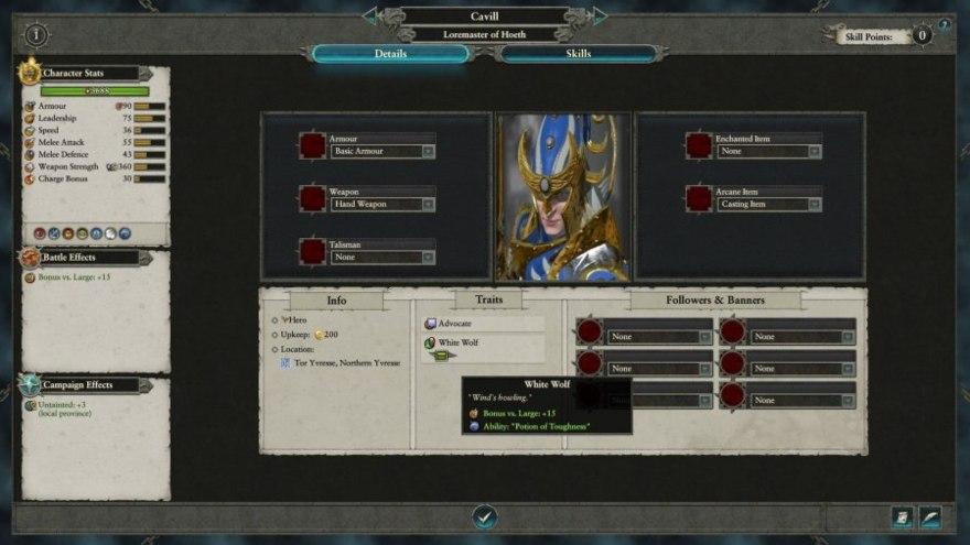 henry cavill total war warhammer 2 2 1