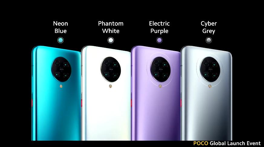 Pocophone F2 Pro oficial