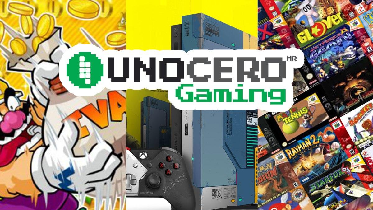 reporte-unocero-gaming-precios-de-playstation-y-nintendo-ya-con-iva-adios-a-la-reventa-de-codigos-de-xbox-y-mas