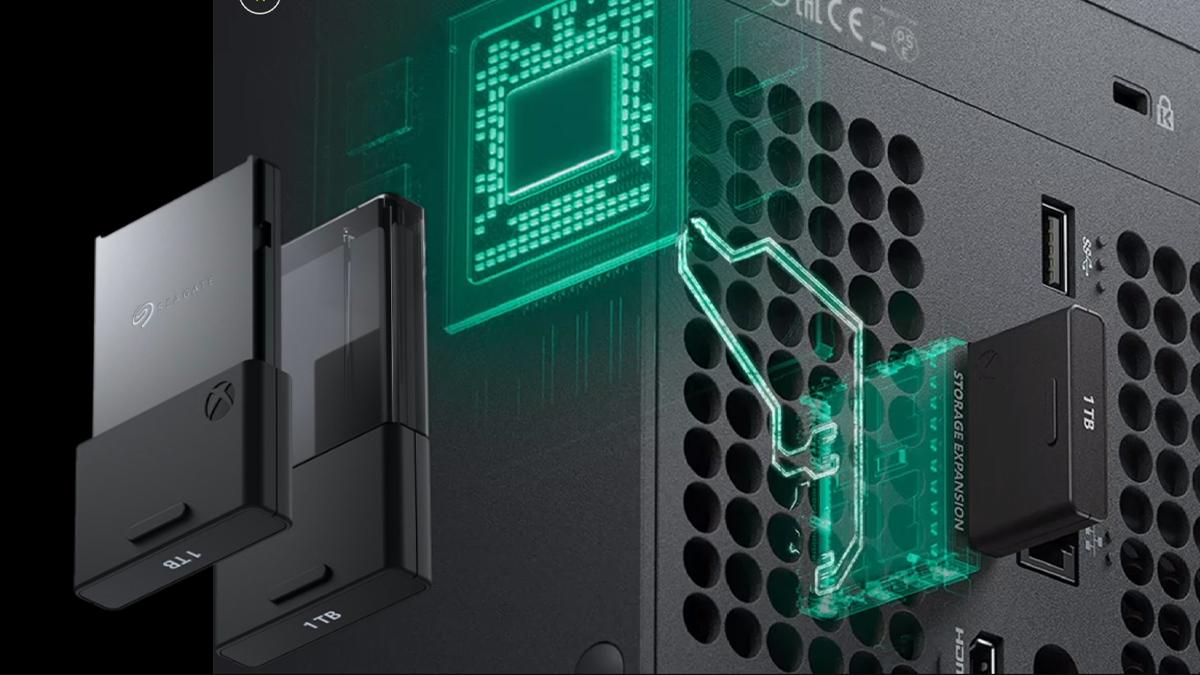 Preparara tu cartera, esto es lo que costará la tarjeta de expansión de 1TB para la Xbox Series X y Series S. Noticias en tiempo real