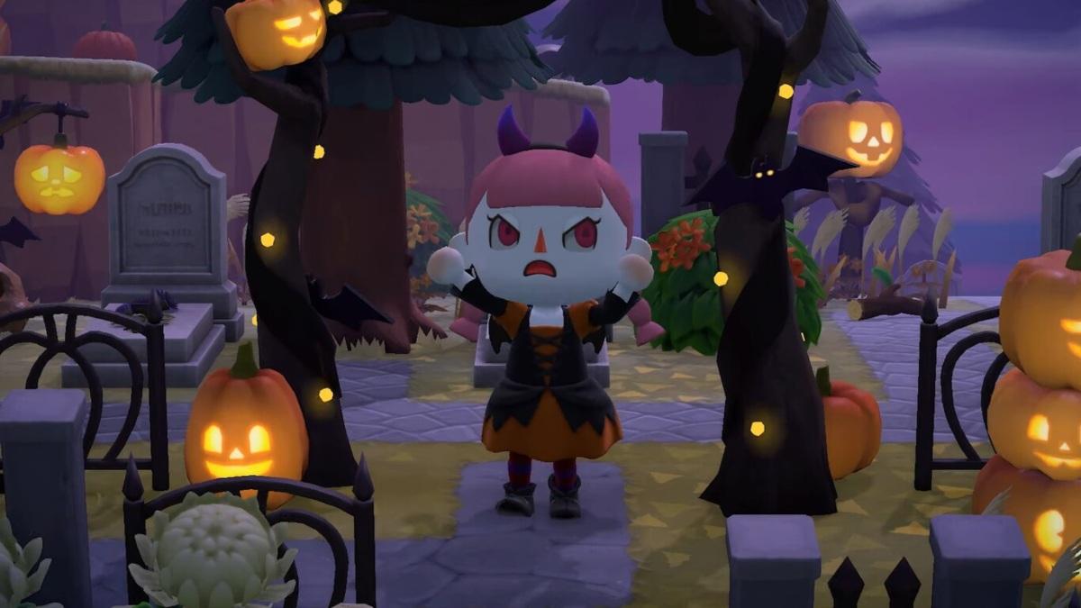 Animal Crossing: Lo que debes saber sobre su actualización de Halloween. Noticias en tiempo real