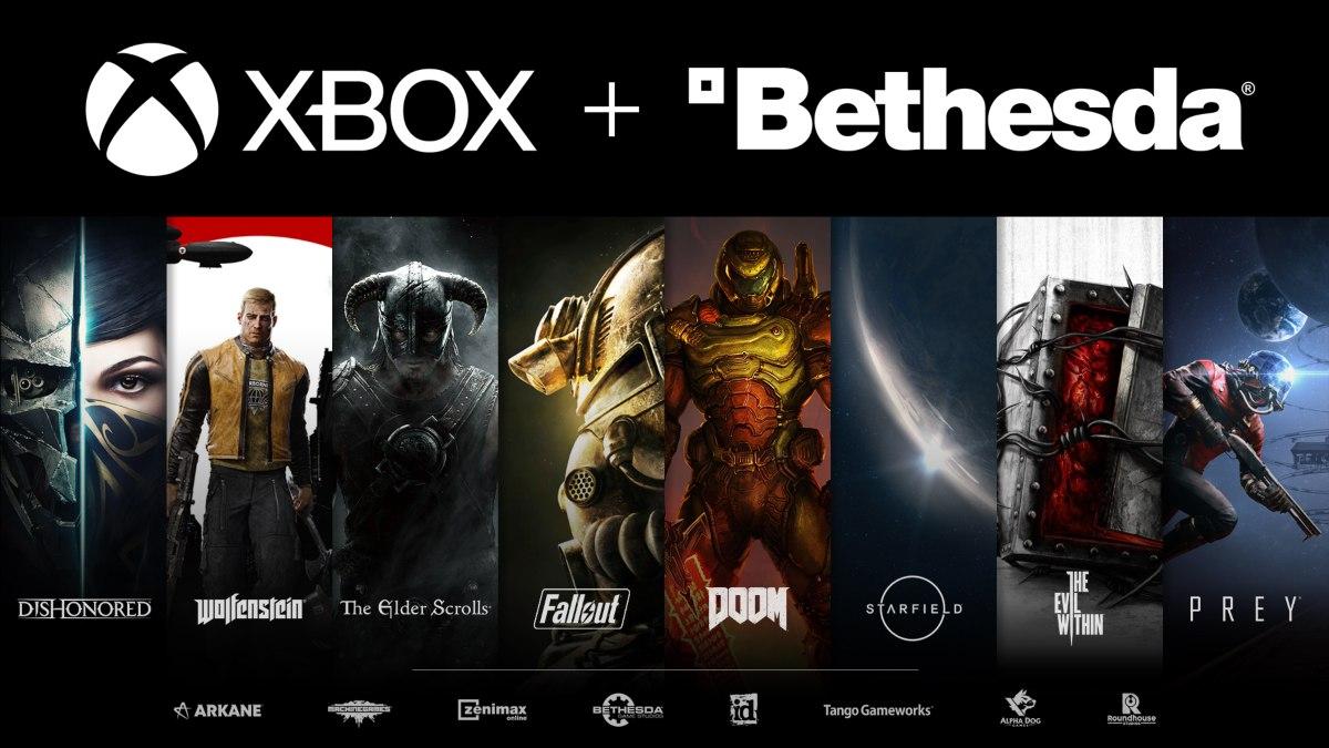 Es oficial: Xbox anuncia que compró a ZeniMax Media. Noticias en tiempo real