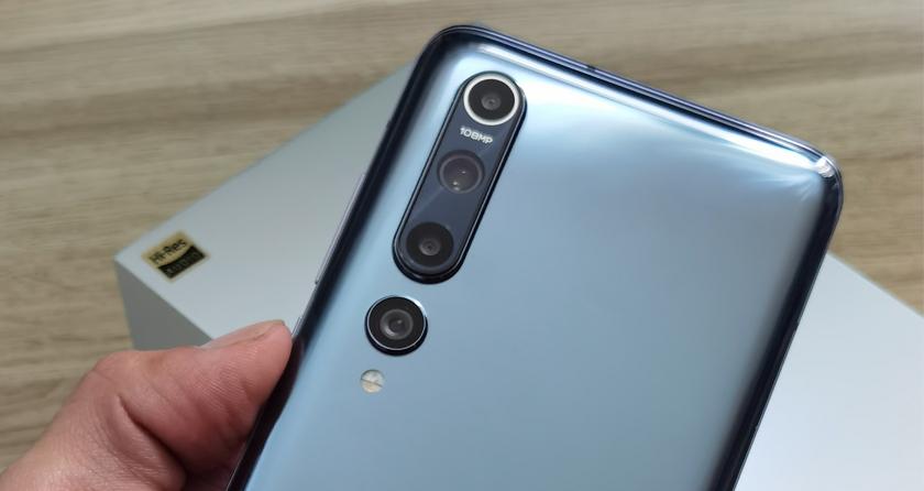Xiaomi Mi 10: gran poder en la palma de tu mano. Noticias en tiempo real