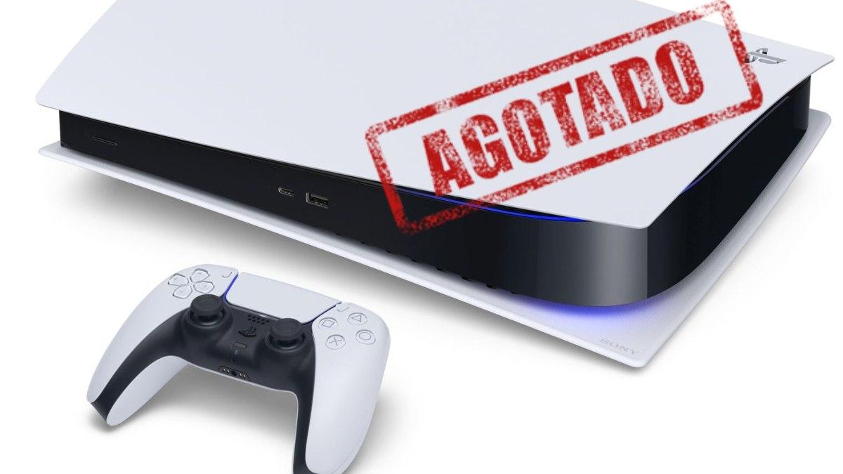 PS5 agotada: Sony por fin habla del abastecimiento de más unidades. Noticias en tiempo real