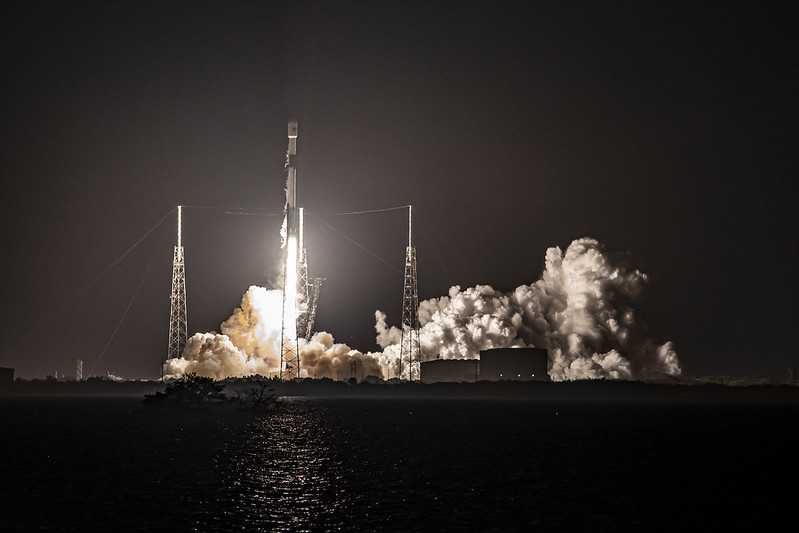 Here you can see all the launches that SpaceX has made