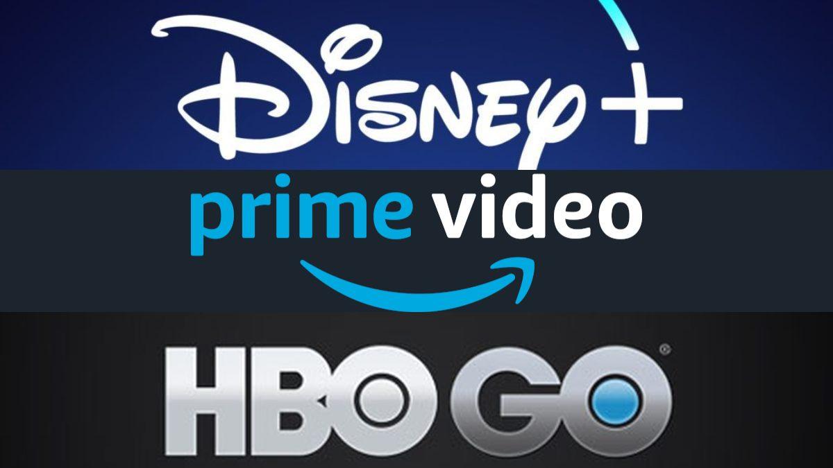 Cómo darte de baja en Disney Plus, Prime Video y HBO GO