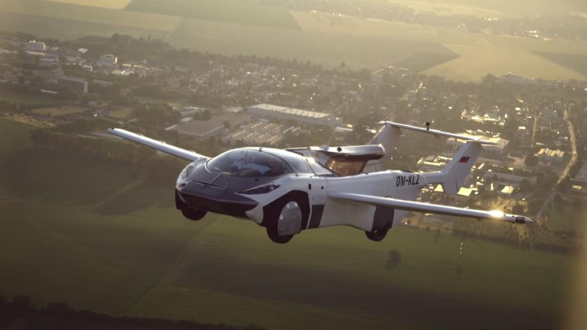AirCar Klein Vision