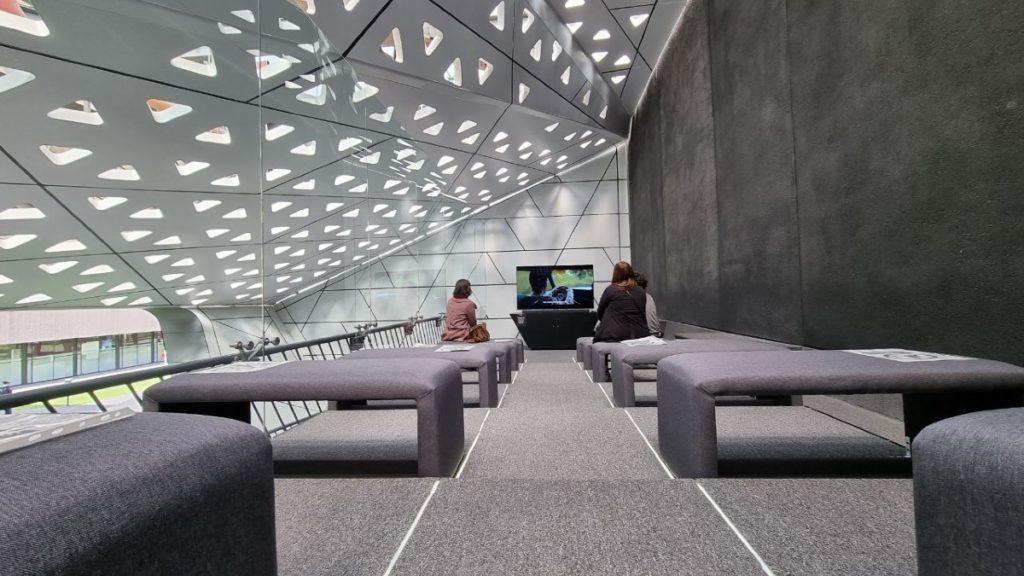 unocero - Así es la primera sala OLED en la Cineteca Nacional