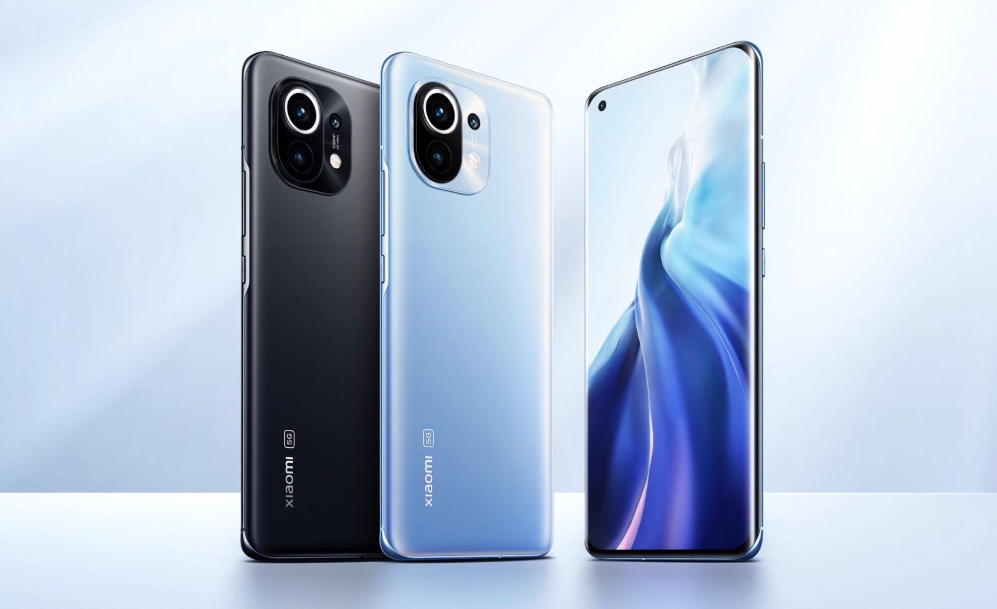 unocero - El Xiaomi Mi 11 y Mi 11 Lite llegan a México; este es su precio