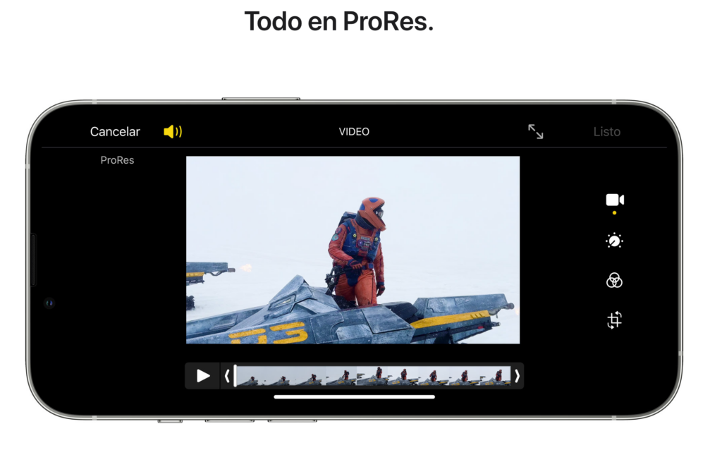What Apple didn't say about the iPhone 13 Pro and ProRes Video
