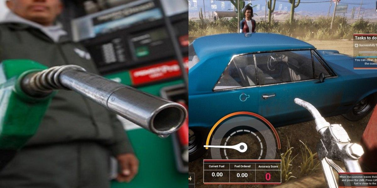 Este simulador de despachador de gasolina la está rompiendo en ventas. Noticias en tiempo real